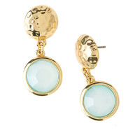 Lilly Pulitzer Spot On Stone Earrings