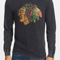 Men's American Needle 'Chicago Blackhawks - Easy Rider' Long Sleeve Graphic T-Shirt,