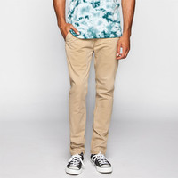 Levi's Mens Chino Pants Harvest Gold  In Sizes