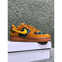 Samplefine2 Nike Air Force 1 '07 N7 casual wild men and women low-top sports shoes