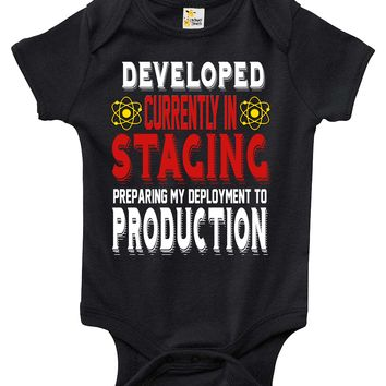 Baby Bodysuit - Currently In Staging
