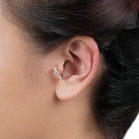 Crystal Line Tragus Clip On