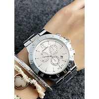 PANDORA Woman Men Fashion Quartz Movement Simple Wristwatch Watch