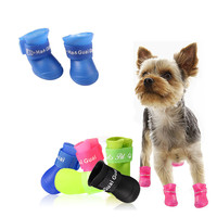 Waterproof Rainboot Dog Shoes for All Breeds