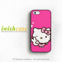 Hello Kitty Girl iPhone 4 | 4S Case Cover