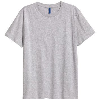 Cotton T-shirt - from H&M