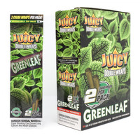 Juicy Wraps - Green Leaf (Box of 50)