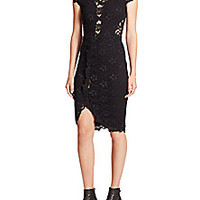 Nightcap Clothing - 16th District Lace Dress - Saks Fifth Avenue Mobile