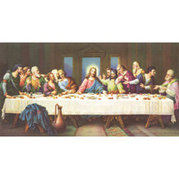 The Last Supper Jigsaw Puzzle - Puzzle Haven