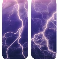 Lightning Ankle Socks