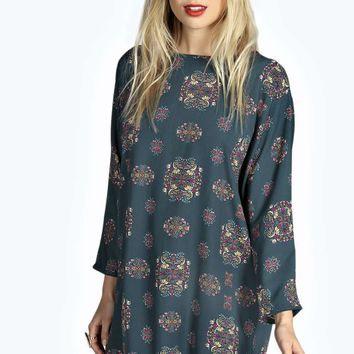 Frankie Oversized Shift Dress