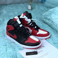 "Air Jordan 1 ""Homage To Home"" AR9880-023  Basketball Sneaker"