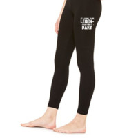 new how i met your mother funny barney - LEGGING