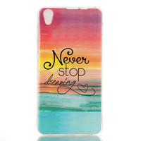 Never Stop Case Cover for iPhone & Samsung Galaxy