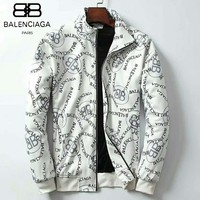 Balenciaga autumn and winter new fashion jacket simple jacket