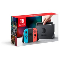 Nintendo Switch Console with Neon Blue & Red Joy-Con, 045496590093 - Walmart.com