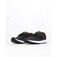 Final Sale - Chinese Laundry - Tahali Women's Space Dye Black Knit Sneakers