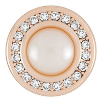 Ginger Snaps Jewelry - Rose Gold - Miss Pearl