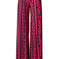Material Girl Palazzo Pants - Shoreline Boutique