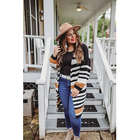 By The Bonfire Knit Cardigan