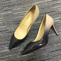 Christian Louboutin Cl Pumps High Heels Reference #02bk1 - Best Online Sale