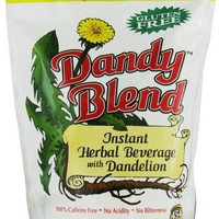 Gooseberry Acres DANDY BLEND 2lb Bag Healthy Alternative to Coffee - Instant Herbal Beverage with D