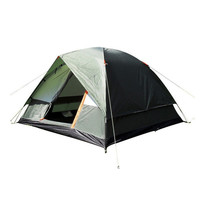 3 Person - Double Layer 4 Season Tent