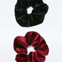 Urban Renewal Vintage Surplus Scrunchie Hair Band Two-Pack - Urban Outfitters
