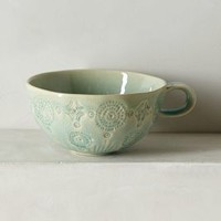 Old Havana Mug by Anthropologie