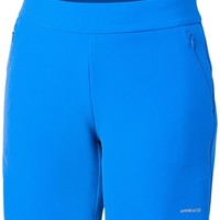 Annika Ladies & Plus Size Competitor Pull On Golf Shorter Shorts - Assorted Colors