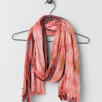 D & Y Embroidered Scarf
