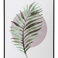 "BLOOMINGVILLE | Fern Framed Wall Decor - 23.5""x33.5"" 