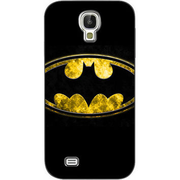 DC Comics Batman Emblem Hard Case for Samsung Galaxy S4