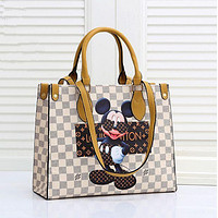 LV Louis Vuitton Tote Bag Shoulder Bag Handbag