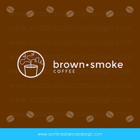OOAK Premade Logo Design - Coffee Shop - Perfect for a cafeteria or a coworking space