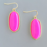 Pink Aria Earrings