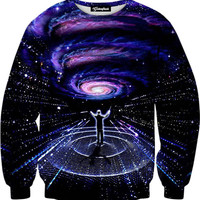 Galaxy Creation Crewneck