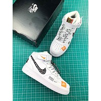 Just Do It Nike Air Force 1 Lv8 Mid Fashion Shoes