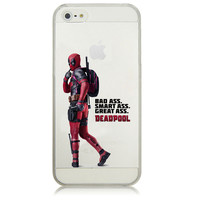 Deadpool Phone Case for iPhone 6 6S