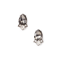 Clustered Faux Stone Studs