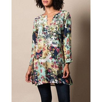 Zara Tunic - As-Is-Clearance - M, L and XL Only