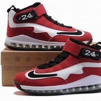 red white and black nike air griffeys 3.5 men shoes online