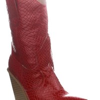 Fever Wedge Heel Boot (More Colors)