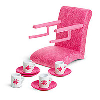 American Girl® Accessories: American Girl Doll Dining Set
