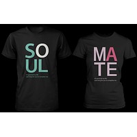 Soulmate Matching Couple Shirts (Set)