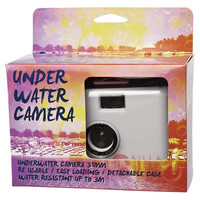 BILLABONG UNDERWATER CAMERA - WHITE