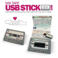 Mix Tape USB Stick : Give the gift of great music
