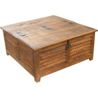 Ambry 2-in -1 Coffee Table With Storage