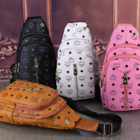 Women Leather Backpack Bookbag Daypack Satchel