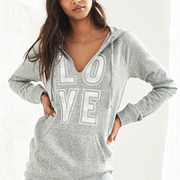 Oversized Fleece Tunic - Victoria's Secret